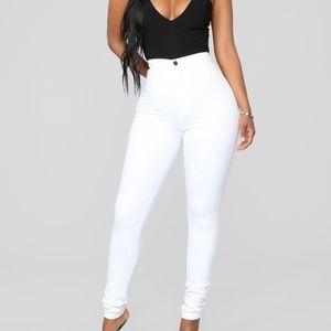 Fashion nova super high waisted pants